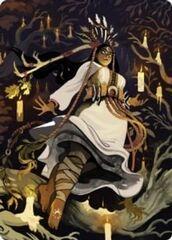 Candlegrove Witch (76/81) Art Card