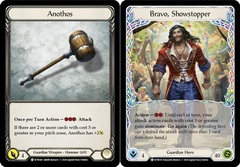 Anothos // Bravo, Showstopper - Unlimited Edition
