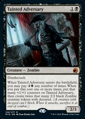 Tainted Adversary - Foil - Promo Pack
