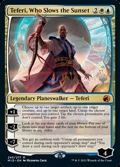 Teferi, Who Slows the Sunset - Promo Pack