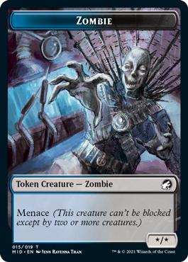 Zombie Token (015)
