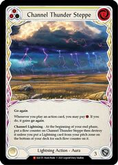 Channel Thunder Steppe - 1st Edition