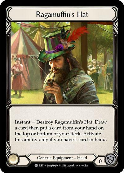 Ragamuffins Hat - 1st Edition