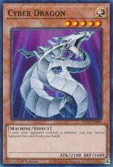 Cyber Dragon - SDCS-EN003 - Common - 1st Edition