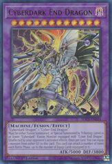 Cyberdark End Dragon - SDCS-EN044 - Ultra Rare - 1st Edition