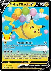 Flying Pikachu V - 006/025 - Ultra Rare