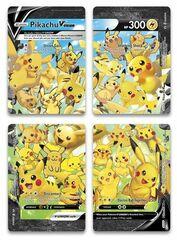 Pikachu V-Union [Set of 4] - SWSH Black Star Promos
