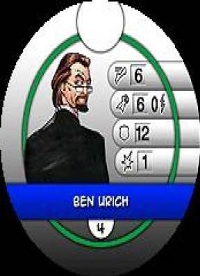 - #MMB002 Ben Urich