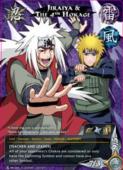 The Fourth Hokage & Jiraiya