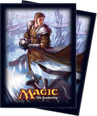 Magic The Gathering Venser, the Sojourner Scars of Mirrodin Ultra-Pro Deck Protectors Sleeves (80 ct)