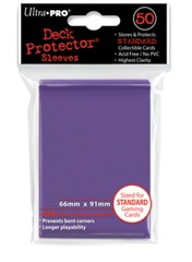 Ultra Pro 50ct Purple Standard Deck Protectors
