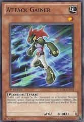 Attack Gainer - STBL-EN014 - Common - 1st Edition