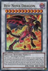 Red Nova Dragon - STBL-EN042 - Ultra Rare - 1st Edition
