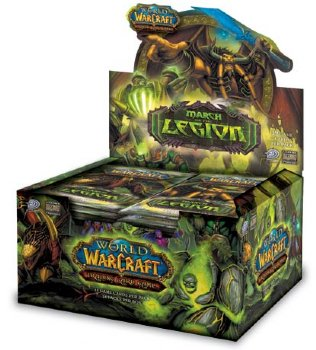 March of the Legion Booster Box