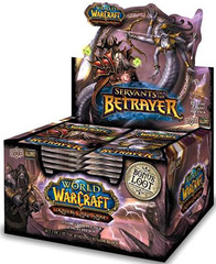 Servants of the Betrayer Booster Box