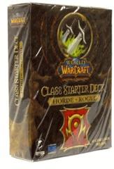 Horde Rogue Class Starter Deck