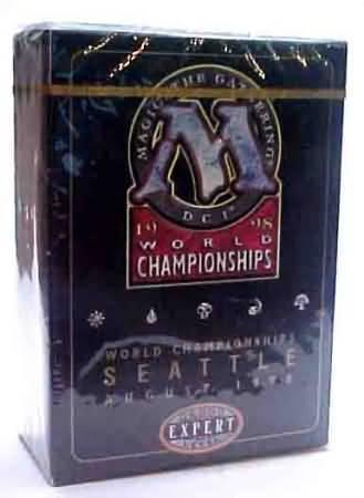 1998 Randy Buehler World Champ Deck