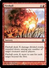 Fireball - Foil on Channel Fireball
