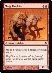 Mogg Flunkies - Foil on Channel Fireball