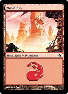 Mountain (31) - Foil