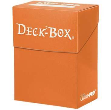 Orange Deck Box