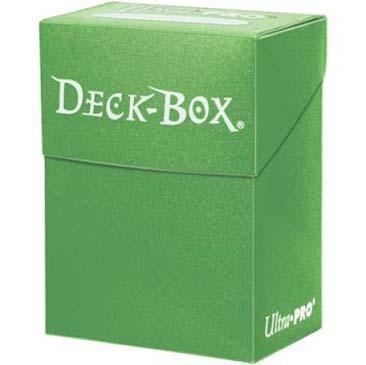 Lime Green Deck Box
