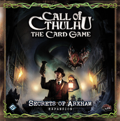 Call of Cthulhu: The Card Game - Secrets of Arkham Expansion