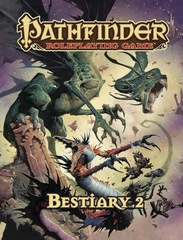 Pathfinder RPG Roleplaying Game: Bestiary 2