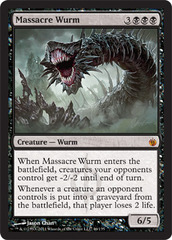 Massacre Wurm *4