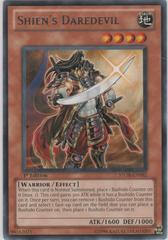 Shien's Daredevil - STOR-EN082 - Rare - 1st Edition