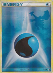 Water Energy - 90/95 - Common - Reverse Holo
