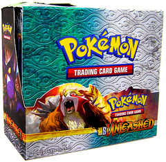 Pokemon HS Unleashed Booster Box