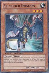 Exploder Dragon - DT04-EN059 - Duel Terminal Normal Parallel Rare - 1st Edition