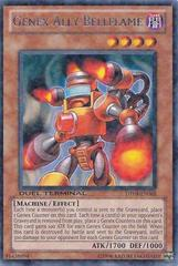 Genex Ally Bellflame - DT04-EN068 - Duel Terminal Rare Parallel Rare - 1st Edition on Channel Fireball