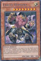 Fabled Dianaira - DT04-EN073 - Duel Terminal Rare Parallel Rare - 1st Edition