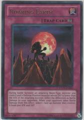 Roaring Earth - YDT1-EN003 - Ultra Rare - Promo Edition