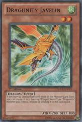 Dragunity Javelin - SDDL-EN011 - Common - 1st Edition