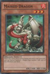 Masked Dragon - SDDL-EN020 - Common - 1st Edition