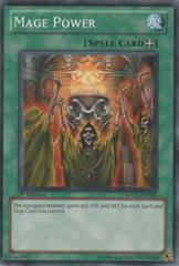 Mage Power - SDDL-EN024 - Common - 1st Edition