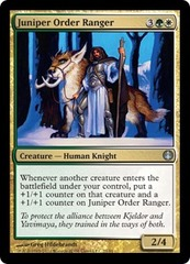 Juniper Order Ranger on Channel Fireball