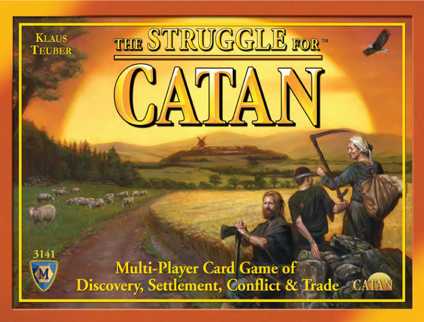 The Struggle for Catan