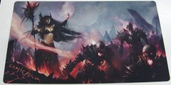 Comic Asylum Playmat