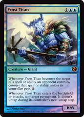 Frost Titan - Duels of the Planeswalkers 2012 Steam Promo