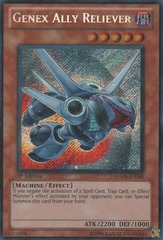 Genex Ally Reliever - HA04-EN040 - Secret Rare - 1st Edition