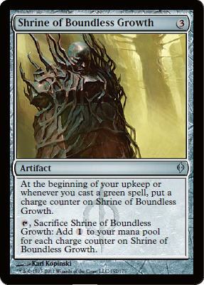 Shrine of Boundless Growth