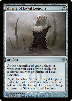 Shrine of Loyal Legions