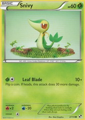 Snivy - 2/114 - Common