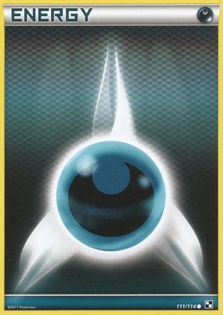 Darkness Energy - 111/114 - Common