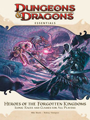 4th Edition Heroes of the Forgotten Kingdoms