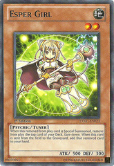 Esper Girl - EXVC-EN023 - Common - 1st Edition